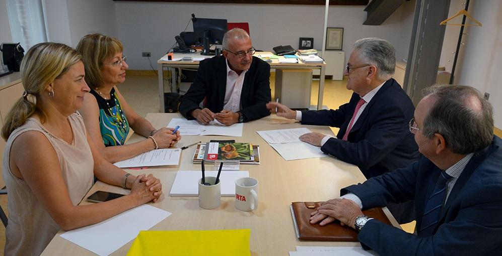 Eurosemillas y el IRTA consolidan su colaboración en el ámbito  agroalimentario ed063386d11