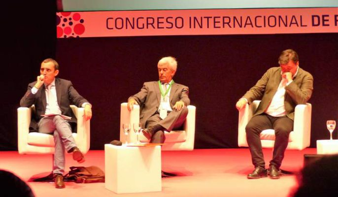 Inauguración del III Congreso Internacional de Frutos Rojos.