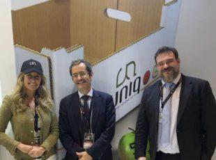 El cartón ondulado Uniq repite éxito en la feria Fruit Attraction de Madrid