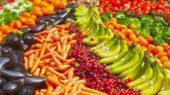 Las hortalizas y las frutas lideran a lista de los productos andaluces más exportados.